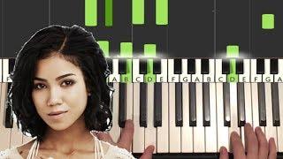 Jhené Aiko   Triggered (Piano Tutorial Lesson)