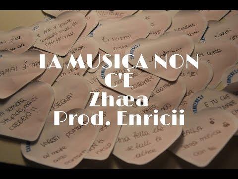 La musica non c'è, Coez - Zhæa cover - Prod. Enricii