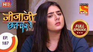 Jijaji Chhat Per Hai - Ep 187 - Full Episode - 26th September, 2018