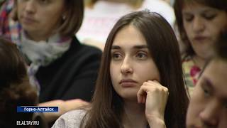 Олег Хорохордин встретился со студентами ГАГУ