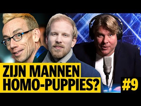 ZIJN MANNEN HOMO-PUPPIES? - DE JENSEN SHOW #9