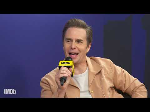 Sam Rockwell on Playing Dim in 'Three Billboards' | IMDb EXCLUSIVE