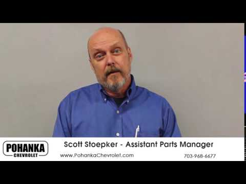 Parts Consultant Scott  Stoepker