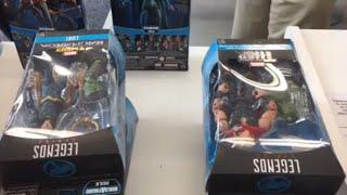 Marvel Legends Gladiator Hulk Thor Ragnarock Wave Found at Walgreens!!
