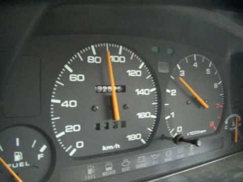 Subaru wird das Benzin nicht geführt