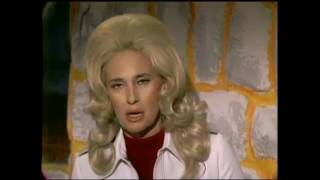 Tammy Wynette - Another Lonely Song (Aired on Hee Haw on Feb 8,1975)