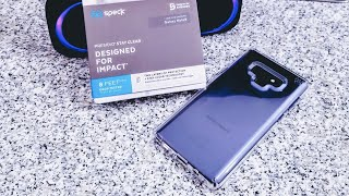 Samsung Galaxy Note 9: Speck Stay Clear Case #Speck