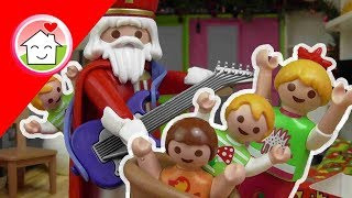 Playmobil Film Deutsch Nikolaus Rockt Das Haus / Kinderfilm/ Kinderserie Von Family Stories