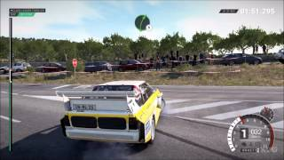 DiRT 4 - Audi Sport Quattro S1 - Partly Cloudy Rally Gameplay (PC HD)