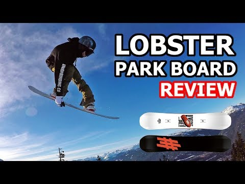 Lobster ParkBoard Snowboard Review