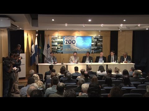 Ministro da Indústria visita Nova Friburgo na tentativa de incentivar exportações