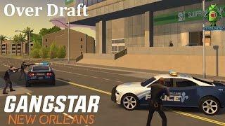 Gangstar New Orleans - Over Draft (STORY) - 3 STARS