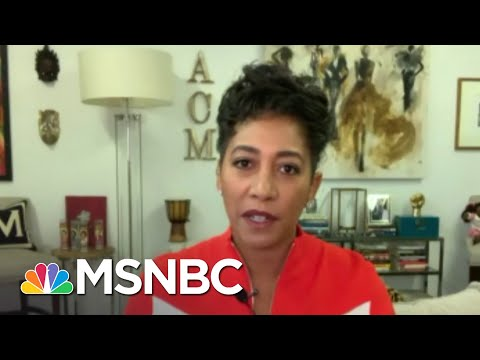 Aisha Mills: The Best Thing For Biden Is That 'Trump Just Can't Keep His Mouth Closed' | Deadline
