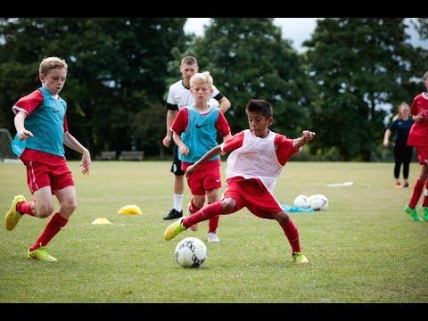 Nike Football Camps UK