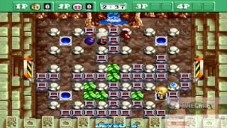 Neo Bomberman Battle Mode Playthrough LEVEL 8 Perfect