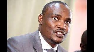 John Mbadi expelled from parliament over remarks on Uhuru's legitimacy