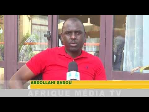 Hira da Adam A. Zango tare da Abdullahi Afrique tv Cameroun