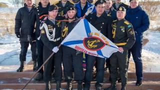 День Морской Пехоты 2016(Казахстан,Темиртау,Карагандинская обл.)