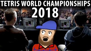 My Experience at the Classic Tetris World Championships 2018