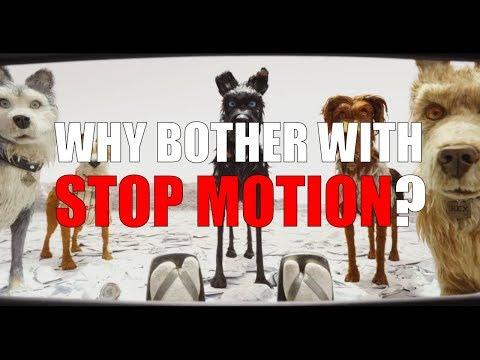 Proč se obtěžovat s fázovou animací?