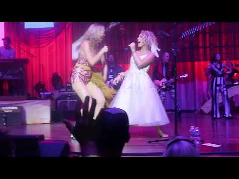 sugarland quot lady marmalade quot brandy clark and cla