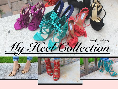 MY HEEL COLLECTION: Life With Jessica