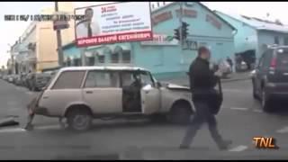 Водительские приколы на дорогах