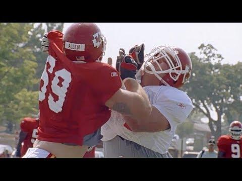 NFL Teammate Fights || HD Pt 4