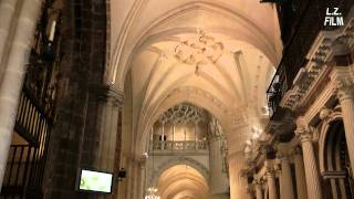 preview picture of video 'La catedral de Burgos'