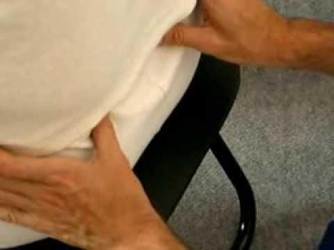 Come sbarazzarsi del ispessimento delle articolazioni