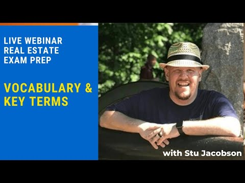 FREE Real Estate Exam Crash Course: Vocabulary and Important ...