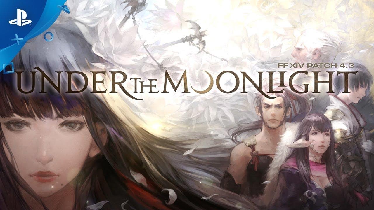 FINAL FANTASY XIV: Stormblood   Under the Moonlight Game
