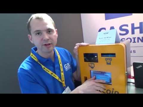 Bitcoin ATM General Bytes video