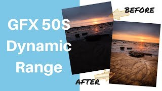 No Filters Needed With The Fujifilm GFX 50S Dynamic Range