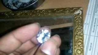 how to check Real diamond or fake diamond ( hindi / urdu)