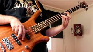 Zero 7 - I Have Seen Bass Cover