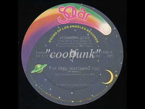 "Midnight Star - I've Been Watching You (12"" Funk 1981)"