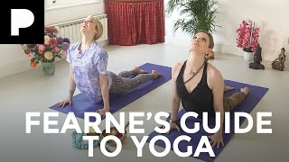 Fearne's Guide To Yoga