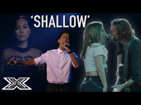 STUNNING Cover of 'Shallow' From A Star Is Born On The X Factor Greece | X Factor Global