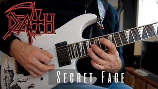 Death - Secret face, guitar cover with solo