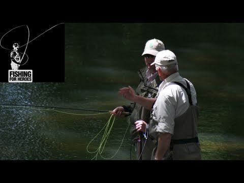 Fishing for Heroes meets Project Healing Waters