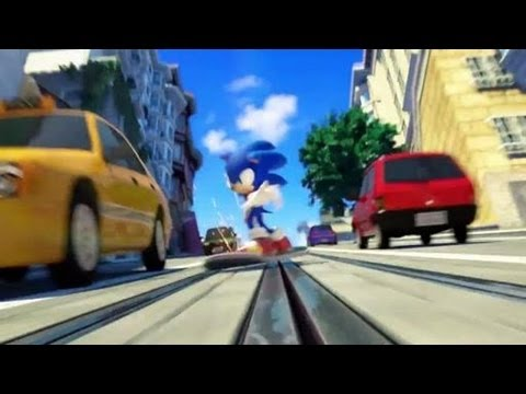 Видео № 0 из игры Sonic Generations (Б/У) [3DS]