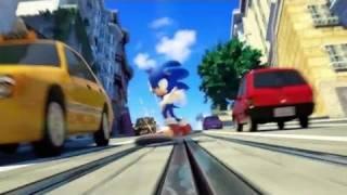 Sonic Generations video