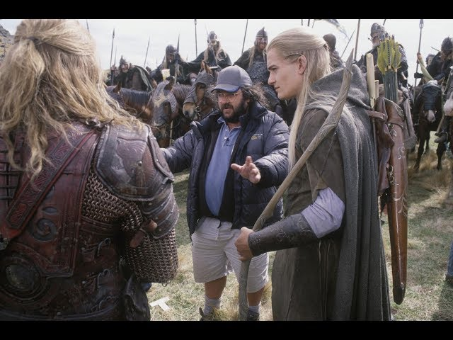 Lord of The Rings The Two Towers Behind The Scenes