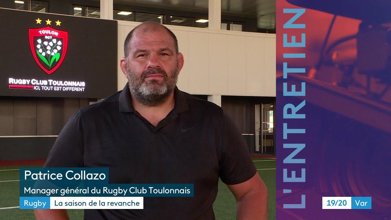 RCT: Patrice Collazo, la saison de la revanche