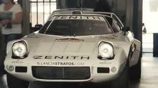 Lancia Stratos - Erik Comas