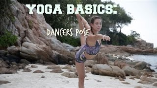 Dancers Pose Tutorial For Beginners || FitSphere By Liv Lo