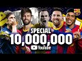 ? 10 MILLION SUBSCRIBERS SPECIAL: FC Barcelona YouTube REWIND