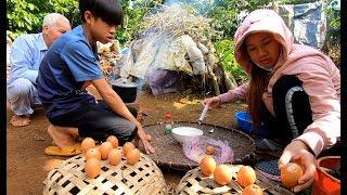 Hột Gà Nướng và cái kết Đắng - Hương vị đồng quê - Văn hóa ẩm thực miền núi