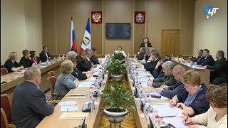 Спикеры дум из районов области и Великого Новгорода собрались на совет по местному самоуправлению